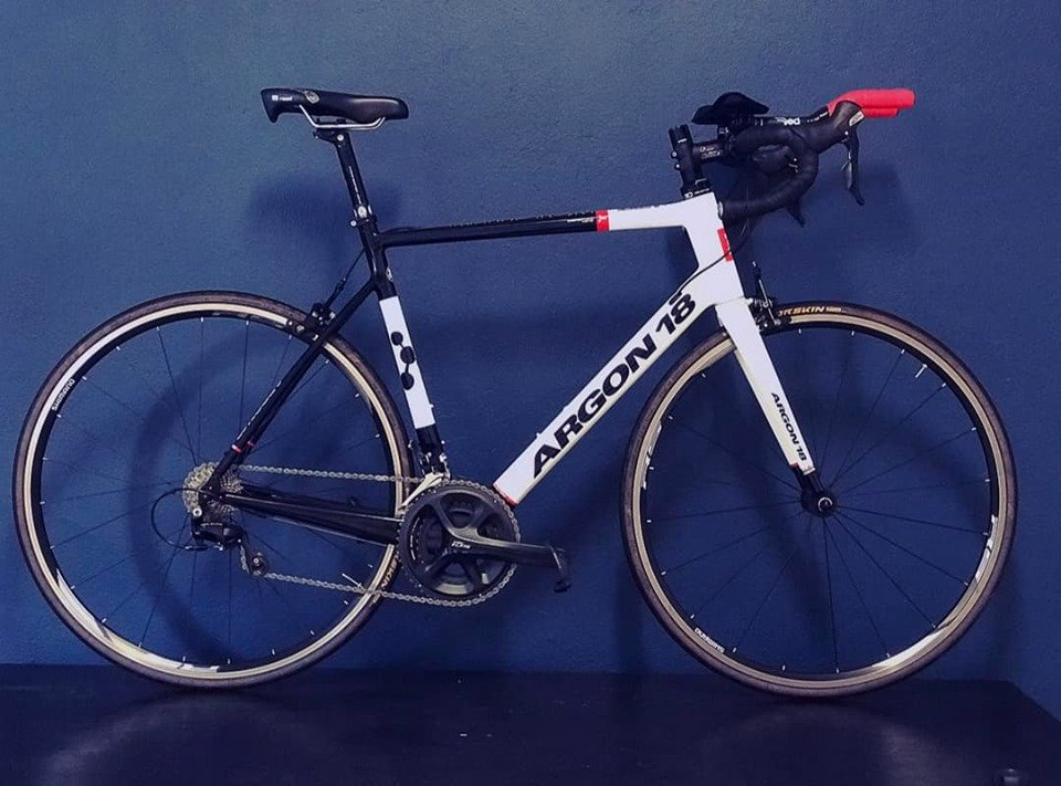 Argon18 Krypton 105 with built in PowerTap Meter