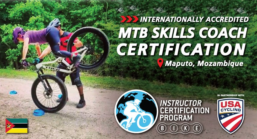 MTB Skills Coach - Level 1&2 Certification