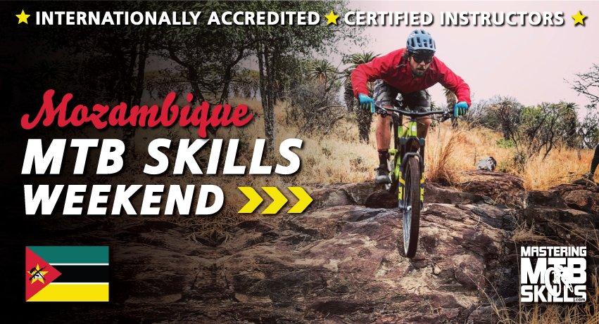 Mozambique* - MTB Skills Weekend