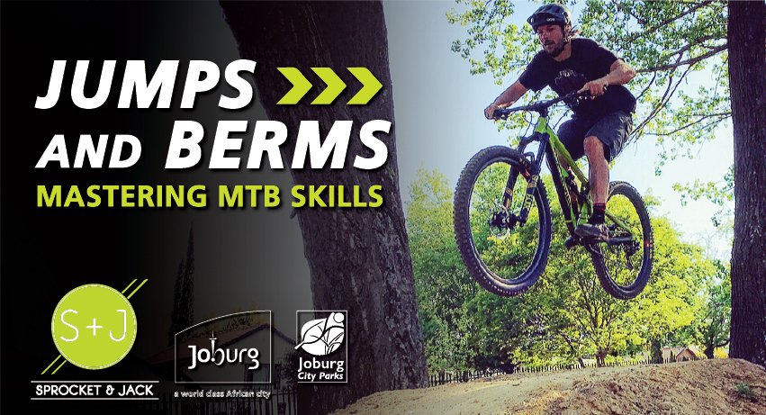Jumps & Berms: Mastering MTB Skills