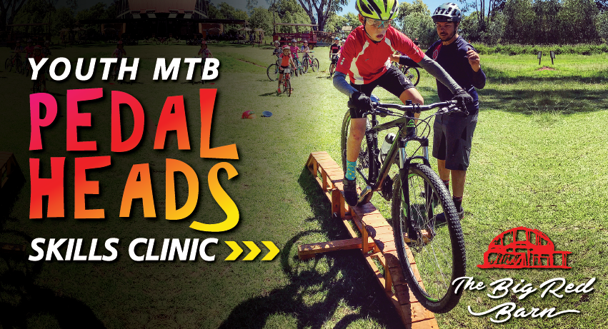 Pedal Heads | Youth MTB Skills Clinic