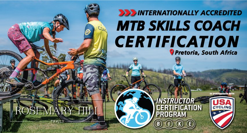 MTB Skills Coach - BICP Level 1 Certification
