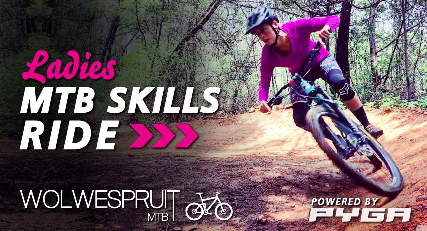 Ladies MTB Skills Ride - Wolwespruit