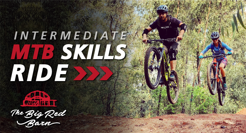 Intermediate MTB Skills Ride